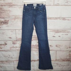 Flare Jeans Frame Le High 27 Riverdale